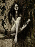 Dryad by TheWildGrape