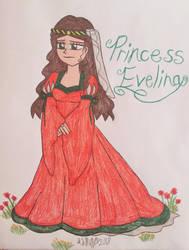 Princess Evelina by SarahsPortfolio