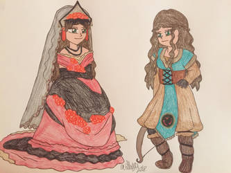 Princess Evelina's other looks by SarahsPortfolio