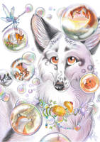 Spirit of little dreams by Deygira-Blood