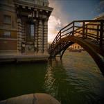 Evening Venice by photoport