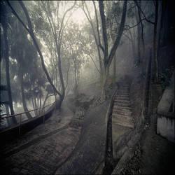 Ghostly Hong Kong IIX by photoport