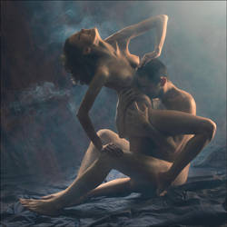 Adam and Eve by photoport