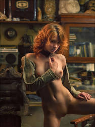 In the Alchemist's workshop by photoport