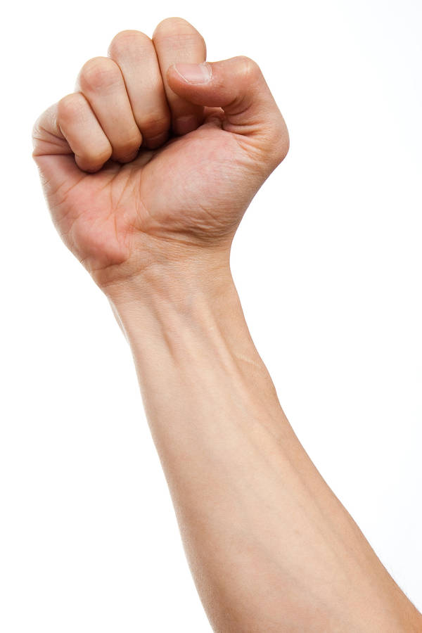 Hand 009 by ISOStock