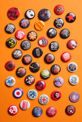 Buttons by ISOStock