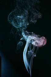 Smoke 041 by ISOStock