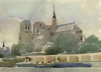 Notredame by staatsf