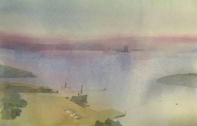 Hudsonharbor by staatsf