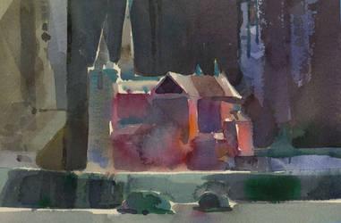Ny Church by staatsf