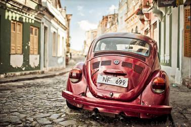 Volkswagen in South America by elgourmet