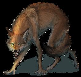 Wereyote by Canis-ferox