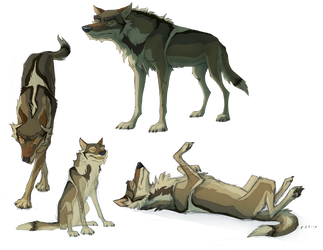stylized by Canis-ferox