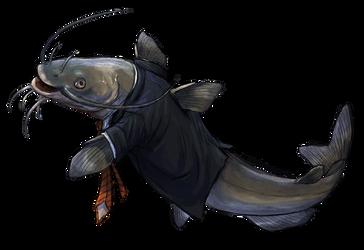 Fancy fish by Canis-ferox