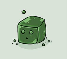 Minecraft: Slime by Woolifox