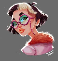 (STUDIES) Character Design by GabiTozati