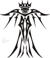 Dead Knight - Crowned by Alucard2573
