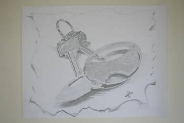 Pocket Knife by Alucard2573