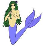 Saionji Mermaid by JupiterGurl
