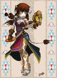 Warcraft : Druid by gen8