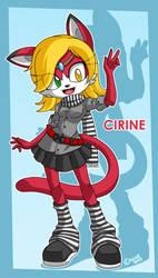Gift : Cirine for CiNnAmOn by gen8
