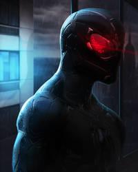 NANO TECH SPIDERMAN by iMizuri