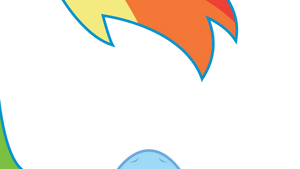 Rainbow Dash POV Vector by Charleston-and-Itchy