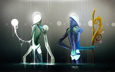 Guardians by Shelest