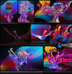 Eurovision 2009 Concept art 2. by Shelest