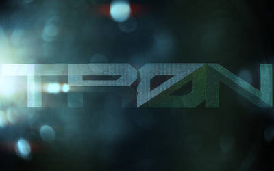 TRON 3.0 Invasion Logo Concept by Shelest