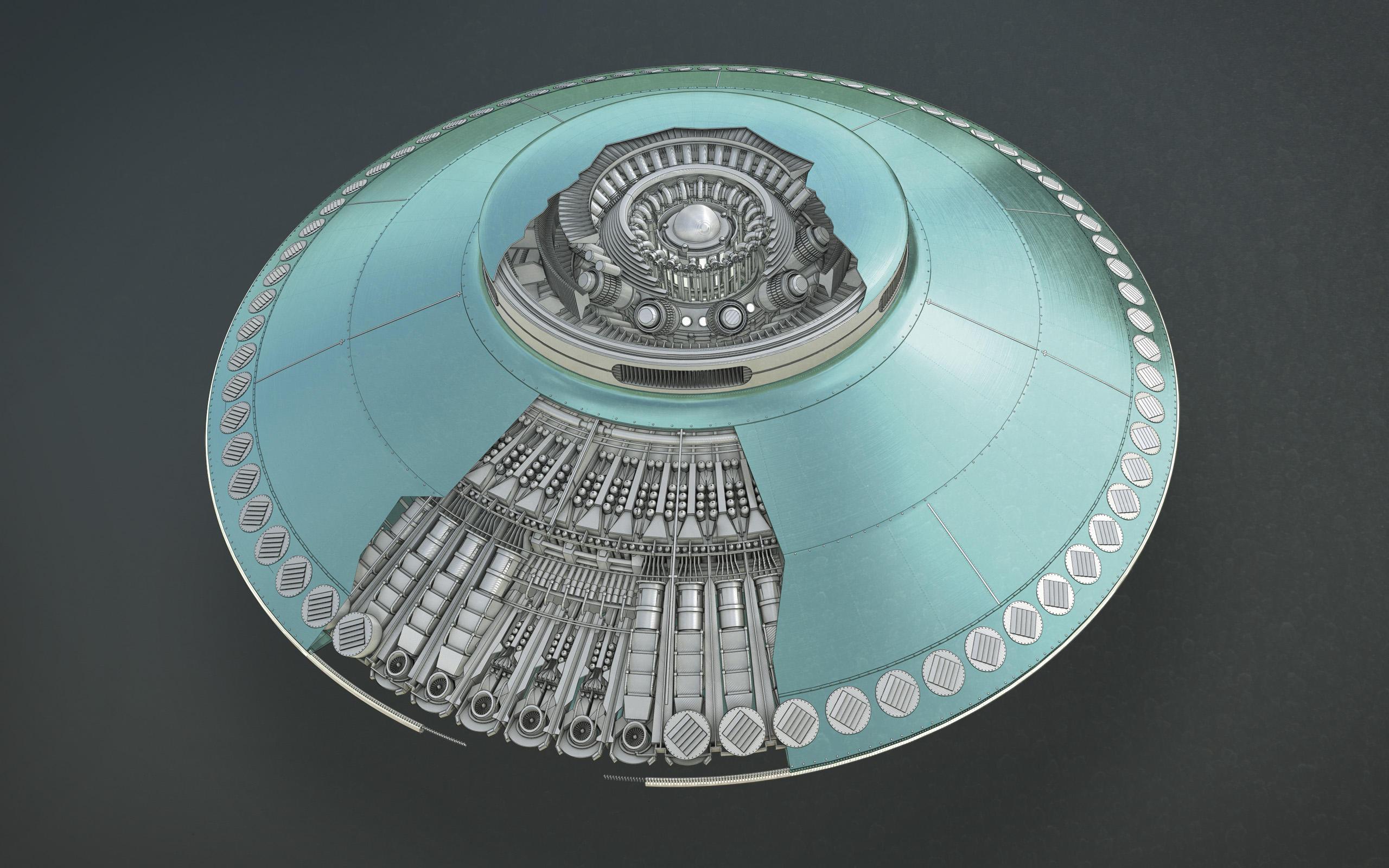 UFO by Shelest