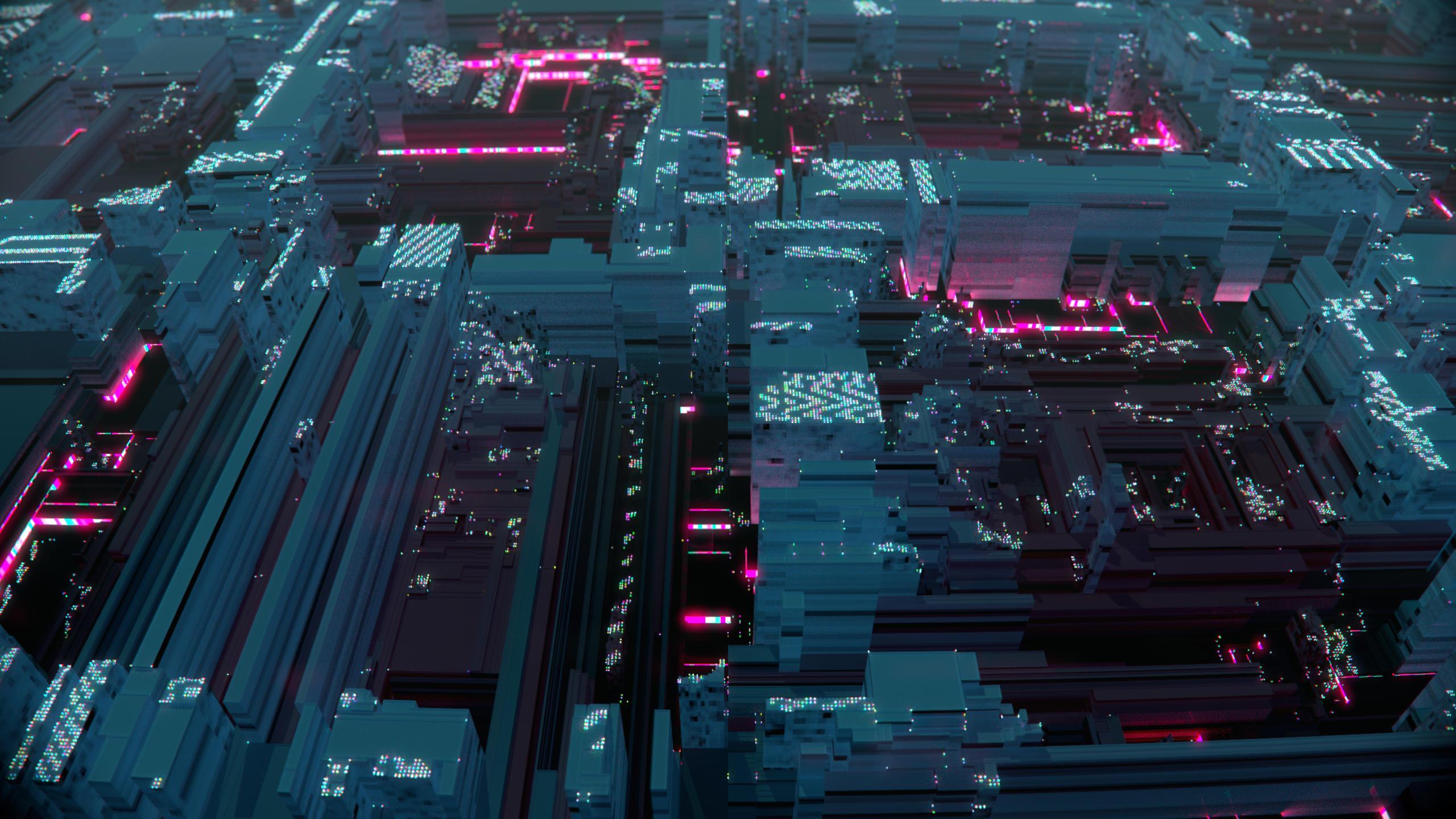 CyberCity #.009 by Shelest