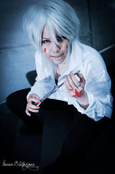 .: Makishima Shogo :. MY Perfect New World by Manon-Blutsanguen