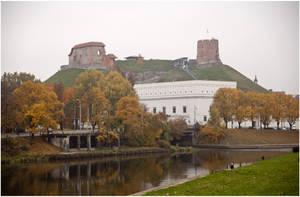 Autumnal Vilnius 2013 by Helkathon