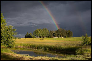 Somewhere Under the Gloomy Rainbow by Helkathon