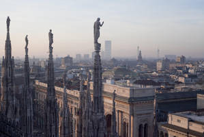 The Guardians of Milano by Helkathon