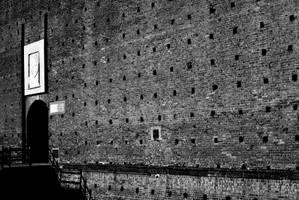 Castlewall by Helkathon