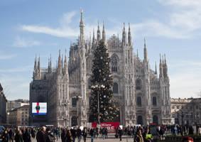 Christmas in Milano by Helkathon