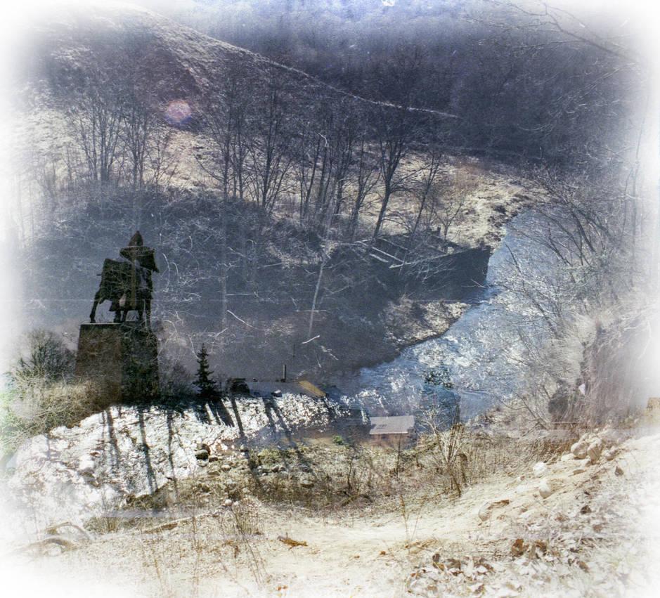 FilmSwap: Dream of the Grand Duke Gediminas by Helkathon