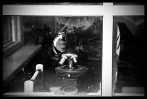 Scientist versus the Universe by Helkathon