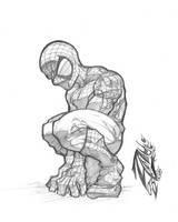 spidey by heck13r