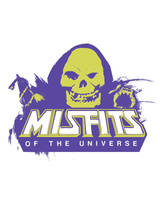 Misfits of the Universe by heck13r