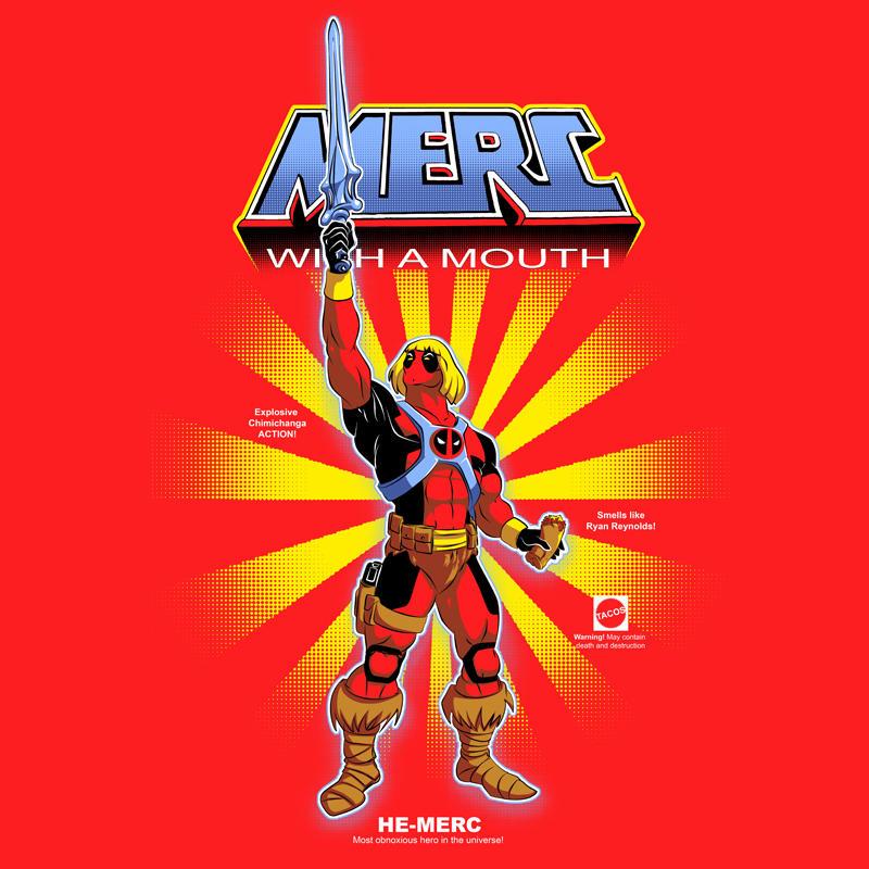 HE MERC by heck13r