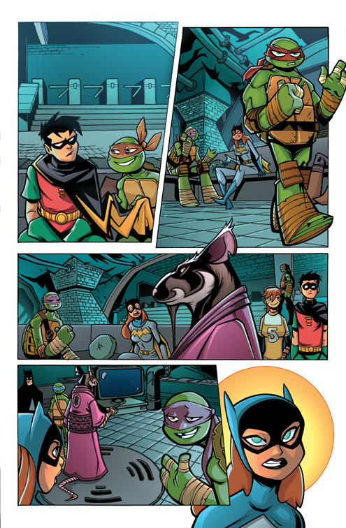 Bm Tmnt Adv 003 015 Colors by heck13r