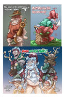 Holiday cards by heck13r