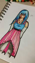Blue by AnnoyingWolf