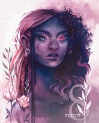 Venus by Avvoula