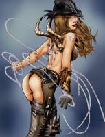Cowgirl by alexman26
