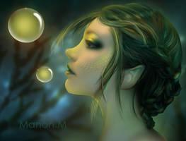 Mermaid by Manon-M
