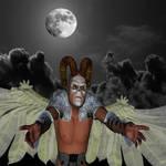 Night Demon by Icarusismart